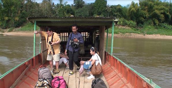 traversée mekong laos - thailande actualite