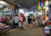 marché tha sadet nong khai - guide touristique thailande