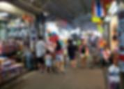 marché couvert nong khai - voyages thailande circuit