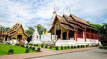 wat phra singh chiang mai - excursions thailande