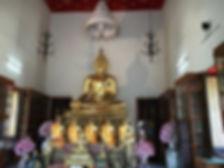 wat traimit bangkok - organiser voyage thailande
