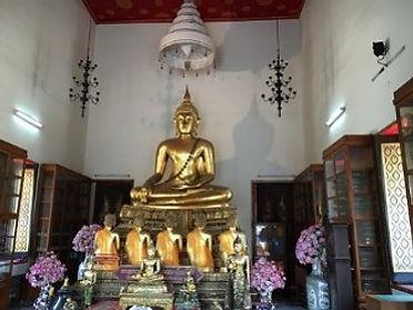 wat traimit bangkok - thailande vacance