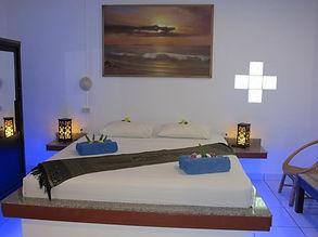 chambre hotel koh lanta - blog voyage thailande