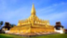 pha that luang vientiane - voyages thailande circuit