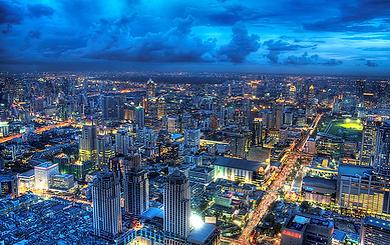 tour baiyoke bangkok - blog voyage thailande