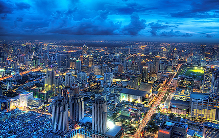 tour baiyoke bangkok - thailande vacance