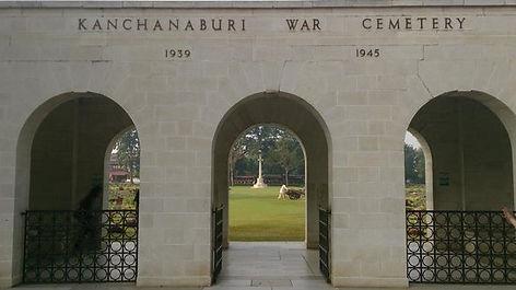 cimetière kanchanaburi - thailande actualite