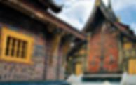 temple luang prabang - voyages thailande circuit
