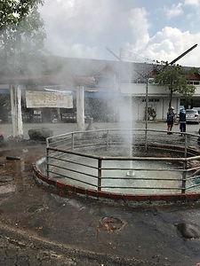 source chaude chiang mai - thailande vacance