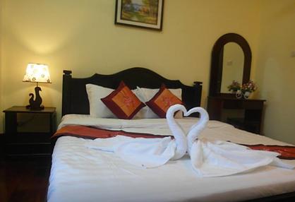 chambre hotel luang prabang - organiser voyage thailande