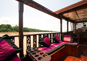 shompoo cruise - organiser voyage thailande