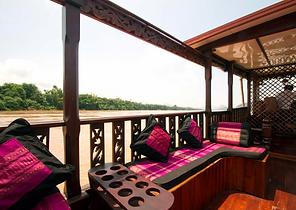 bateau croisiere mekong - thailande vacance