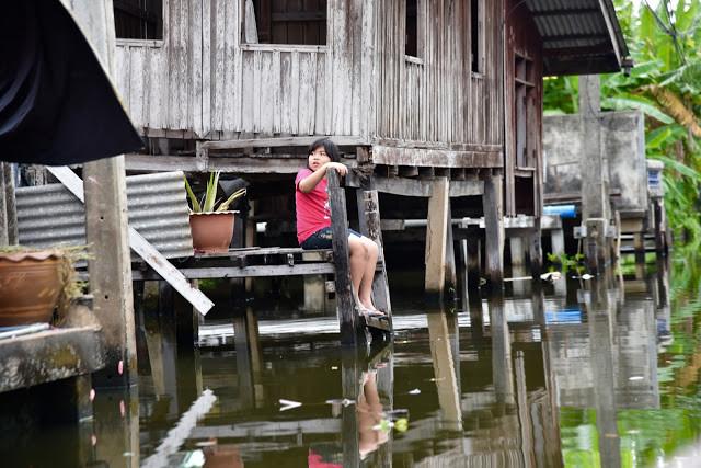 klongs de thonburi - vacances thaïlande