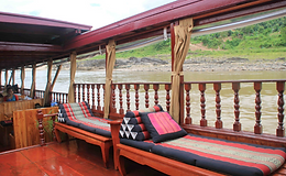 shompoo cruiseluang prabang - conseils voyage thailande