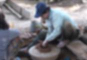 potier laos - voyages thailande circuit