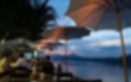 restaurant bord du mekong luang prabang - voyages thailande circuit
