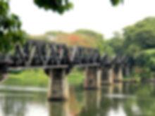 pont de la riviere kwai - guide touristique thailande