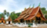 wat xieng thong luang prabang - voyages thailande circuit