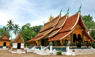 wat xieng thong - thailande vacance
