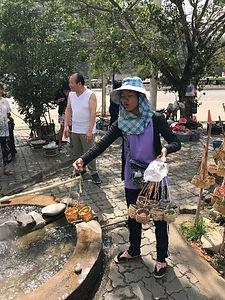 hot spring chiang mai - thailande vacance