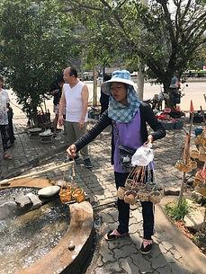 sources volcaniques - thailande sejours