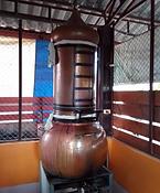 alambic distillerie rhum nong khai - thailande vacance