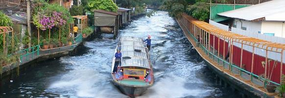 klongs - thailande vacance