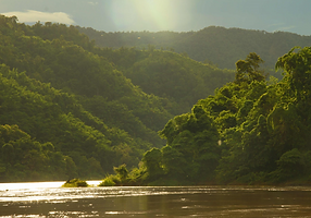 mekong laos - thailande vacance