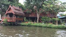 LES KLONGS DE THONBURI...