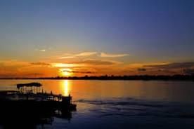 sejours thailande-coucher de soleil sur le mekong