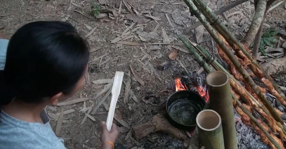 repas jungle à kho sok