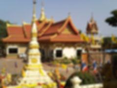 temple nong khai - voyages thailande circuit