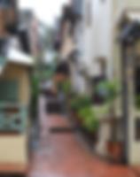 ruelle luang prabang - guide touristique thailande