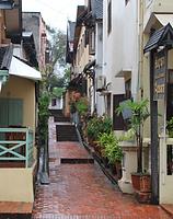 ruelle luang prabang - thailande vacance