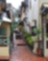 ruelle luang prabang - voyages thailande circuit