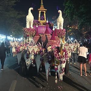 FESTIVAL DES FLEURS CHIANG MAI