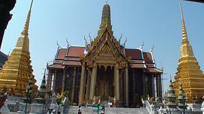 LE GRAND PALAIS - EXCURSIONS THAILANDE