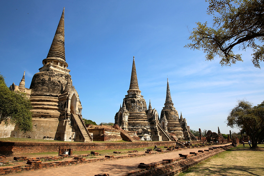 ayutthaya - voyage organisé thaïlande