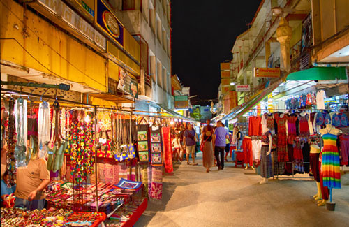 night market - siam-holidays.com