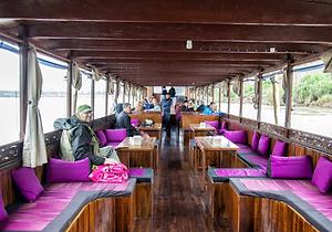 bounmi cruise luang prabang - thailande vacance