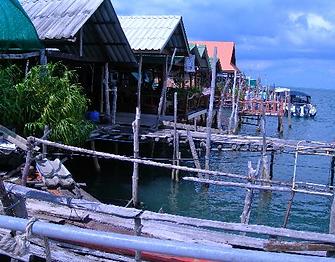 port koh lanta - thailande vacance