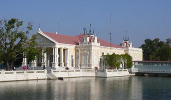 palais de bang pa in - organisateur voyage thailande
