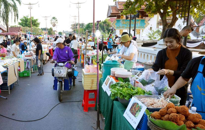 marché thaïlande - siam-holidays.com