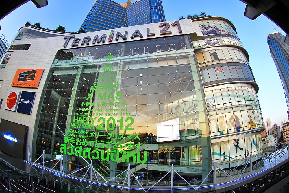 terminal 21 Bangkok - siam-holidays.com