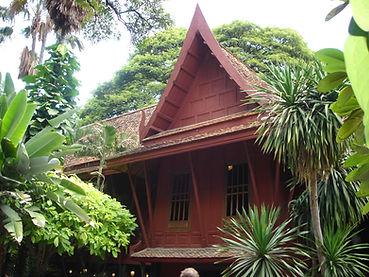 Circuit voyage Thailande Jim Thompson House.JPG