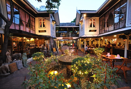 silom village - thailande vacance