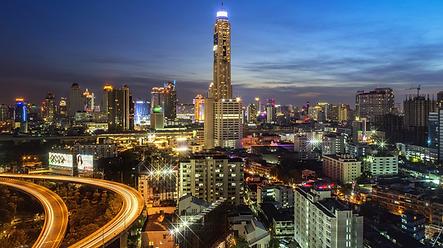 baiyoke tower - thailande sejours