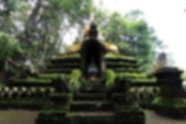 wat phra lat - organiser voyage thailande