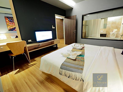 chambre hotel ching mai - voyages thailande circuit