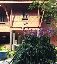 jim thompson house - guide touristique thailande